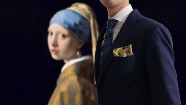 handkerchief masters on silk